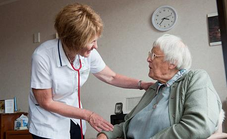Brooklands - Service - Nursing Care