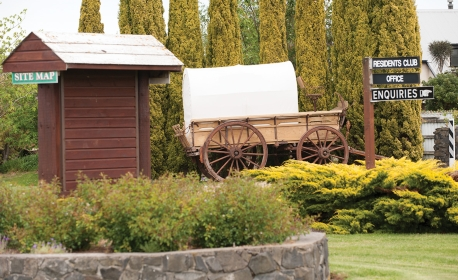 Brooklands Village - Wagon